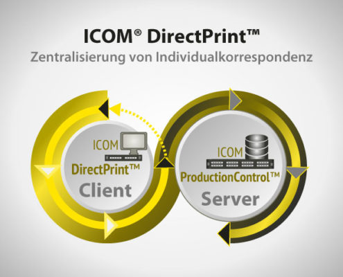 ICOM DirectPrint™